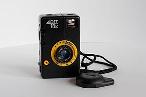 BelOMO - Agat-18k half-frame camera made by BelOMO
