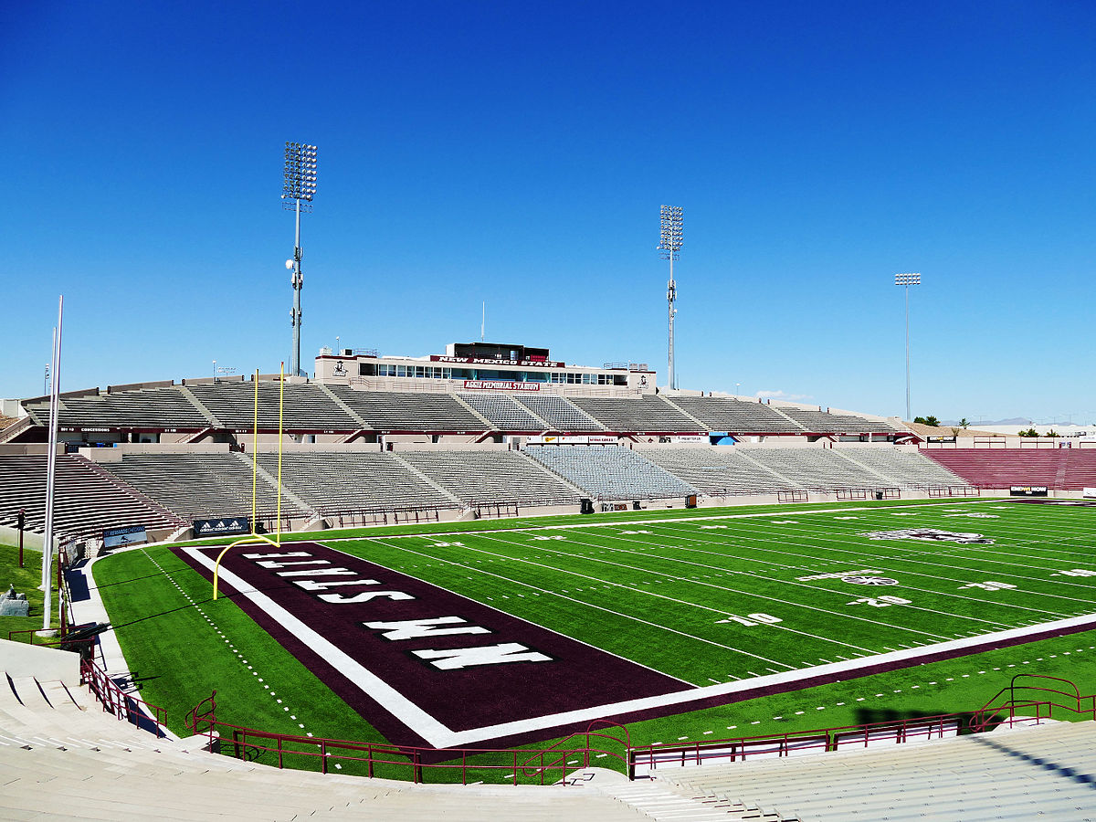 Aggie Memorial Stadium Wikipedia