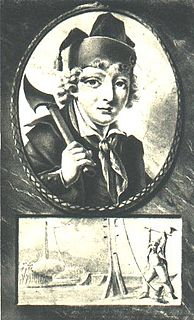 Joseph Agricol Viala French child soldier