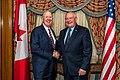 Agriculture Secretary Perdue Visit to Canada 20170605-OSEC-RV- (34372689533).jpg
