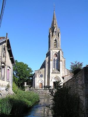 Aigre - The Church