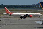 Air India, VT-ALN, Boeing 777-337 ER (19994349118).jpg