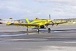 Air Tractor AT-502B (VH-HGV) taxiing at Wagga Wagga Airport.jpg