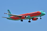 UR-WRJ - A321 - Windrose Airlines