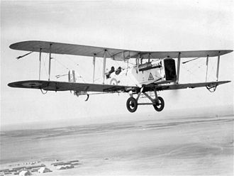 History of the Royal Air Force - Airco DH.9A