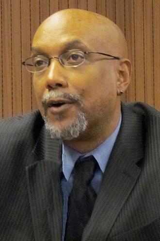 United States presidential election, 2016 timeline - Human rights activist Ajamu Baraka