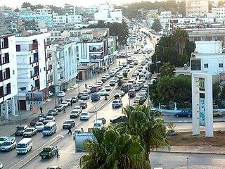 City in Cyrenaica, Libya