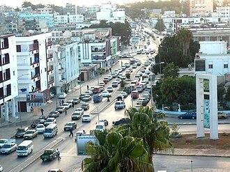 Bayda, Libya - Al Oroba Street