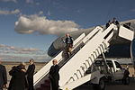 Alan Gross released from Cuban prison, arrives at Joint Base Andrews 141217-F-WU507-604.jpg