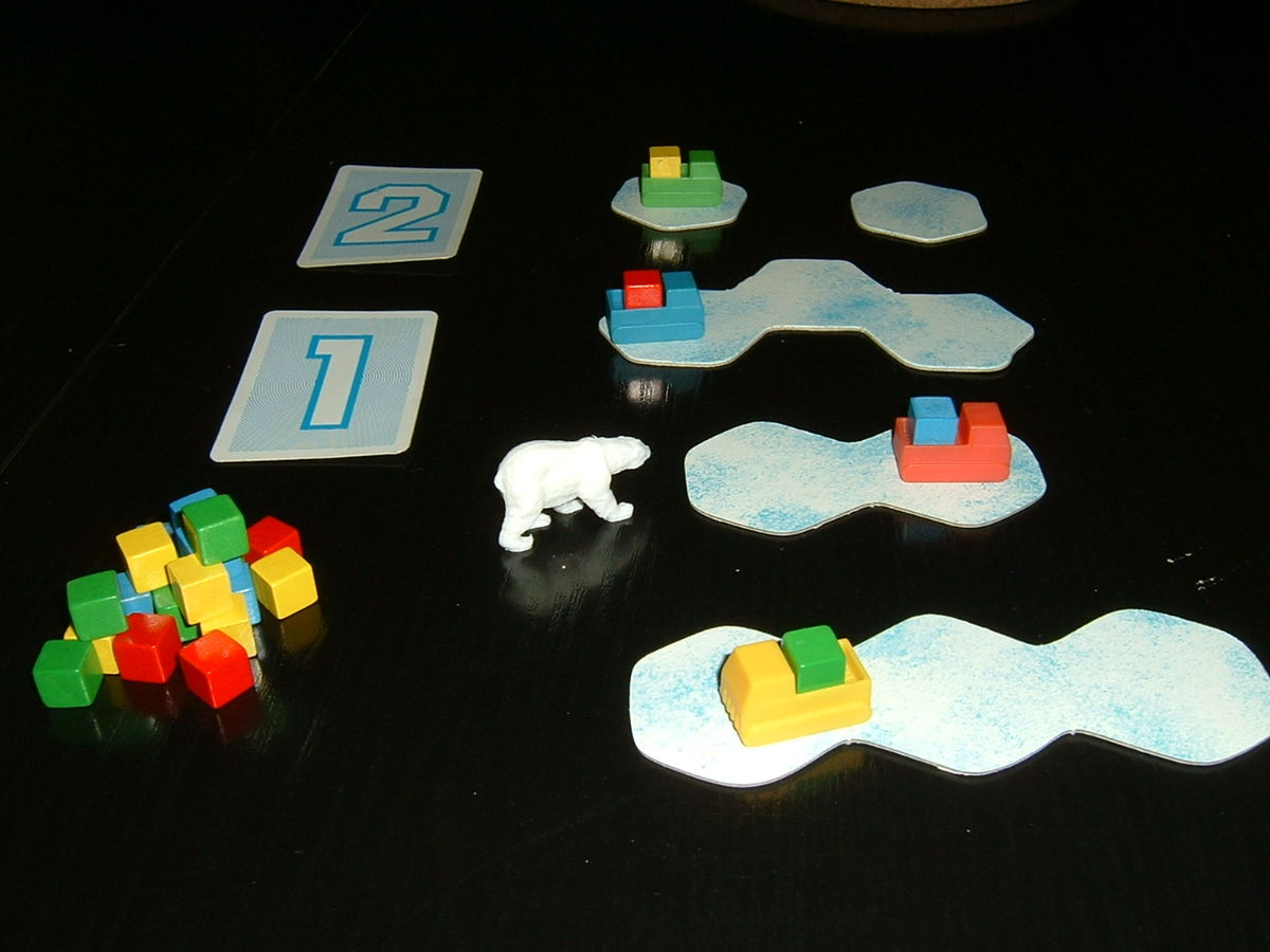 Alaska Spiel