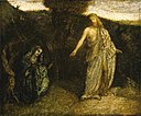 Albert Pinkham Ryder - Christ Appearing to Mary - 1929.6.92 - Smithsonian American Art Museum.jpg