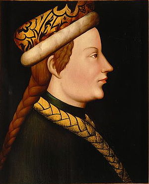 Albert III, Duke of Austria - Albert III, 16th century portrait