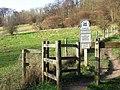Aldbury Nowers. One of the entrances to the National Trust Estate of Ashridge - geograph.org.uk - 1347768.jpg