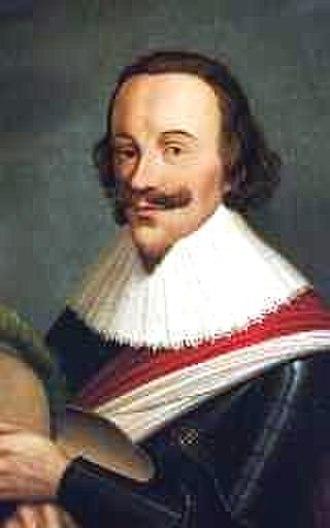 Johann von Aldringen - Johann von Aldringen