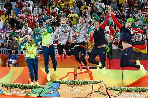 Alemãs levam ouro no vôlei de praia em Copacabana 1038669-18.08.2016 ffz-001a
