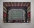 Alessandro Sanquirico - Gran Sala di Ballo nel Palazzo Ducale di Venezia (set design for the ballet 'Otello, ossia Il Moro di Venezia' by Salvatore Viganò, La Scala, 1818).jpg