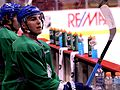 Alex Burrows bench 2012.jpg