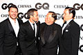Alex O'Loughlin, Jack Thompson, Joel Edgerton (6382642599).jpg