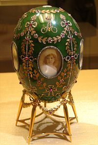 Alexander Palace (Fabergé egg)