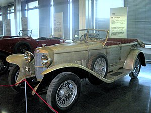 Alfa Romeo RL - Image: Alfa Romeo RL