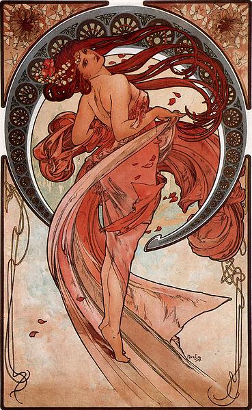Файл:Alfons Mucha - 1898 - Dance.jpg