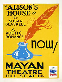 Alison's House by Susan Glaspell 1938.jpg