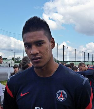 Alphonse Areola - Areola with Paris Saint-Germain in 2011