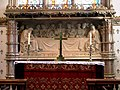 Altar and reredos in Singleton Church - geograph.org.uk - 1578421.jpg