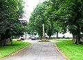 Altofts Cemetery - Church Road, Altofts - geograph.org.uk - 853975.jpg