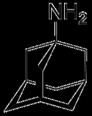 Bridged compounds - amantadine