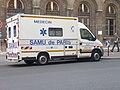 Ambulance in France.JPG