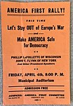 America First Rally flyer April 4 1941.jpg