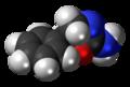 Aminorex molecule spacefill.png
