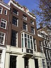 amsterdam - nieuwe herengracht 99a