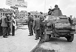 An RAF Humber light reconnaissance car in Middelburg, Holland, November 1944. CL1515.jpg