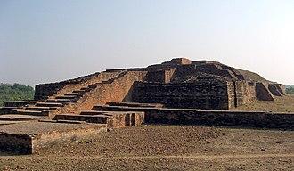 Shravasti - Anathapindika's Stupa in Shravasti