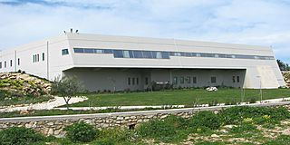 Archaeological museum in Rethymno, Greece