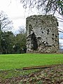 Ancient lookout tower, overlooking Chepstow. - geograph.org.uk - 395077.jpg