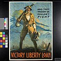 And They Thought We Couldn't Fight - Victory Liberty Loan Art.IWMPST17274.jpg