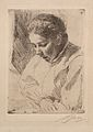 Anders Zorn - The Prayer (etching) 1911.jpg