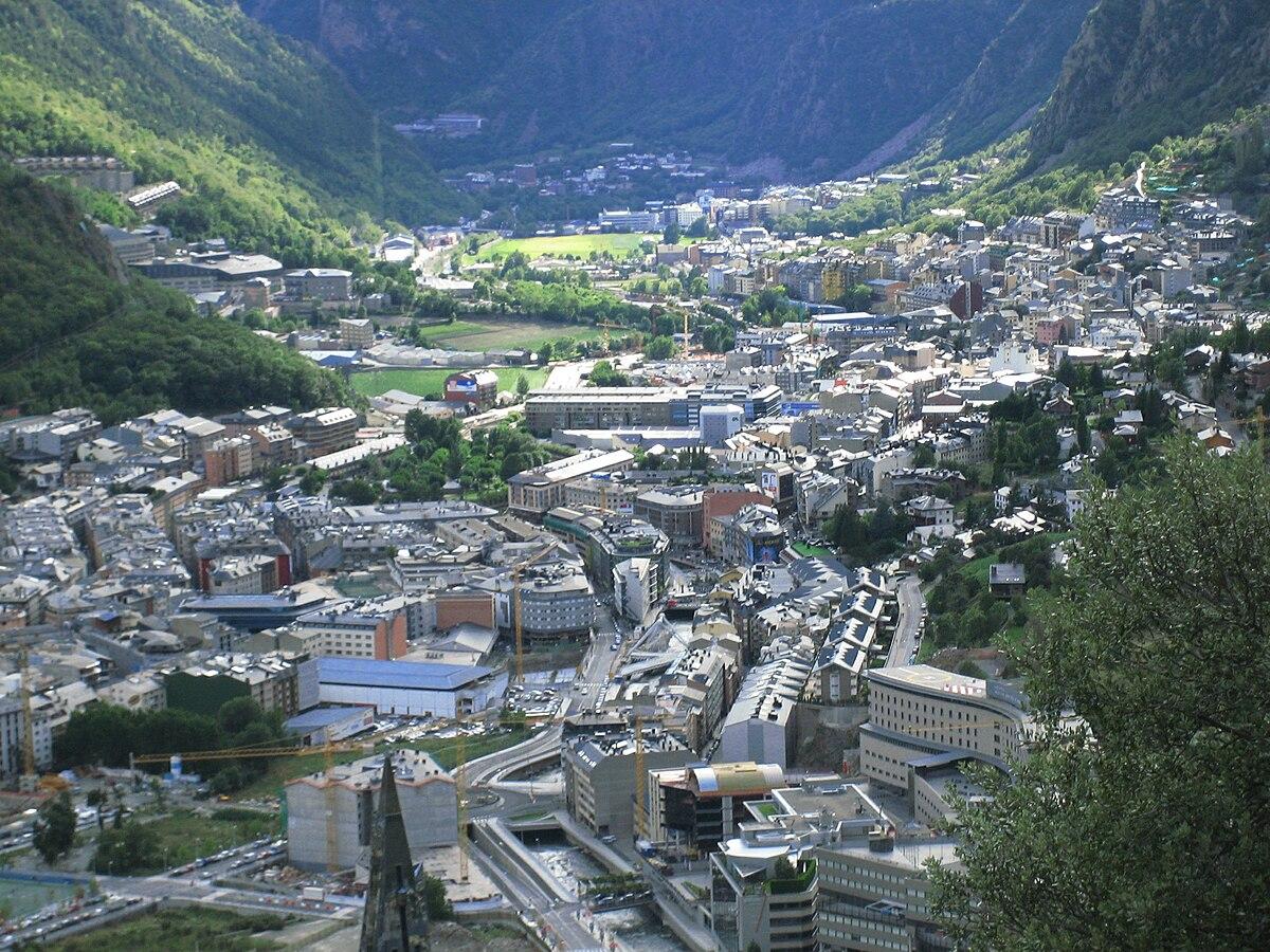 Andorra la vieja wikipedia la enciclopedia libre - Andorra la vella apartamentos ...