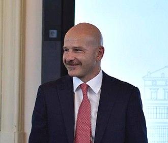 Libera Università Internazionale degli Studi Sociali Guido Carli - Andrea Prencipe, LUISS Rector
