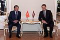Andrejs Klementjevs tiekas ar Kirgizstānas Revīzijas palātas priekšsēdētāju (5775649389).jpg