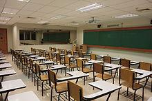 Classroom - Wikipedia