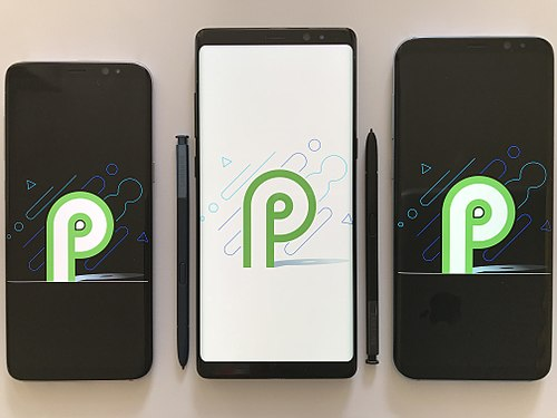 Android P 标志