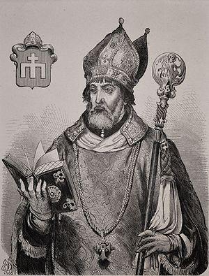 Andrzej Zebrzydowski - Image: Andrzej Zebrzydowski biskup krakowski