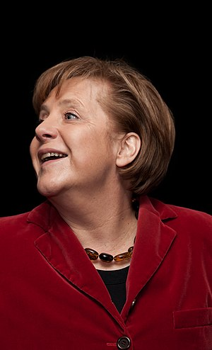 Chancellor of Federal Republic of Germany, Dr. Angela Merkel