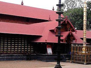 Kaviyoor - Kaviyoor temple