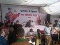 Anna Hazare on 2nd day.jpg