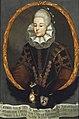 Anna z Sobków Radziwiłłowa - anonimowy obraz olejny z XVII w.jpg